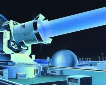 Russia To Build 'Space Gun', They're Super Serious 2