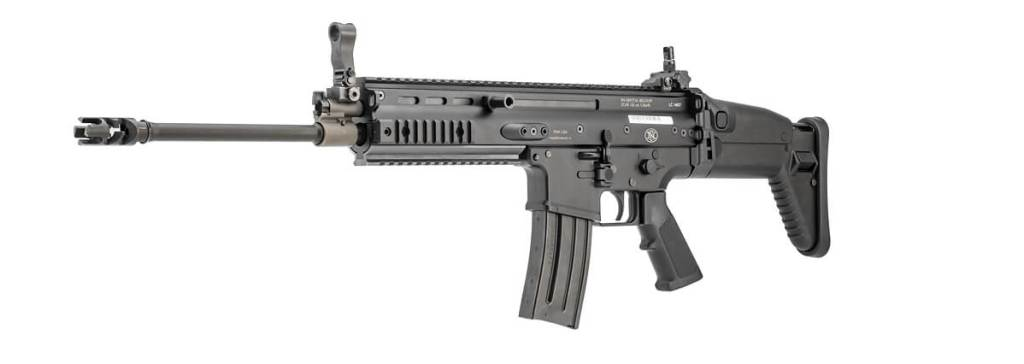FN SCAR, the ultimate assault rifle?