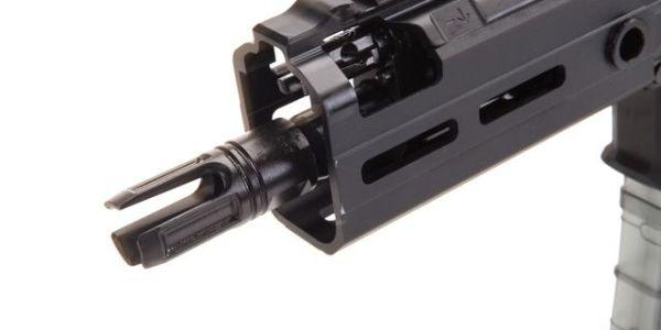 Sig Sauer Rattler MCX PSB 300 Blackout, designed for concealed carry