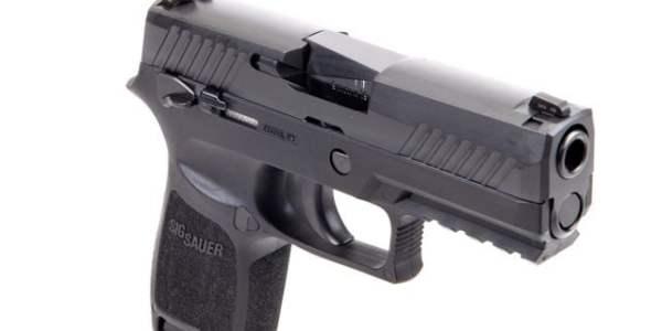 Sig P320 + Safety = The Perfect EDC? - USA Gun Shop