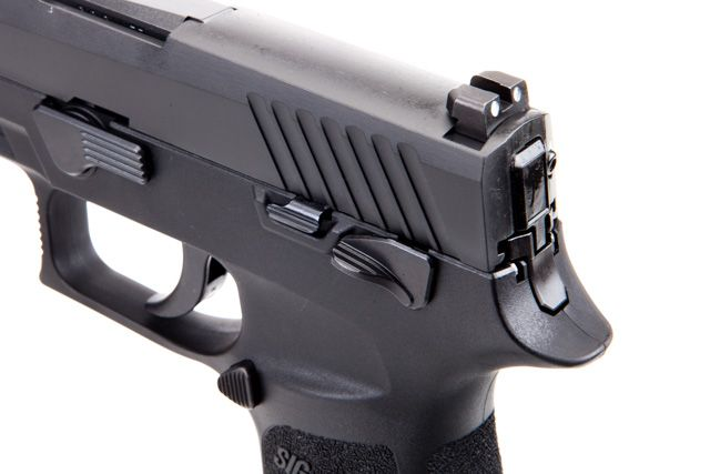 Sig P320 + Safety = The Perfect EDC? – USA Gun Shop