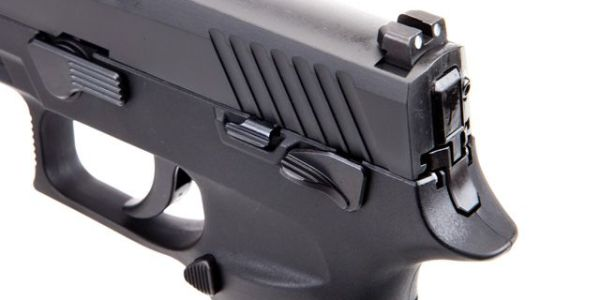 Sig P320 Compact with Manual Safety for sale