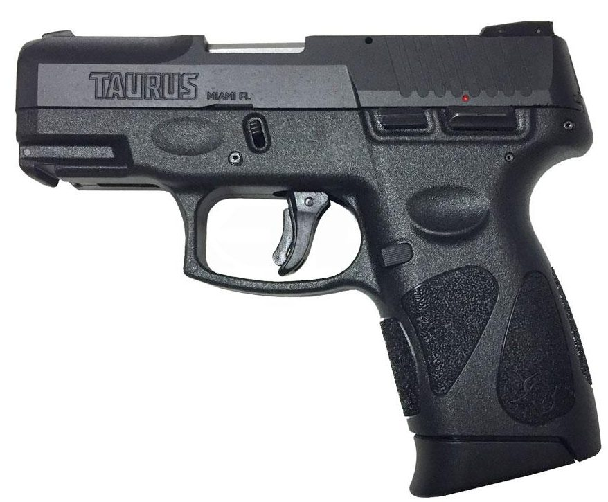Taurus G2C. A great CCW and cheap concealed carry subcompact 9mm