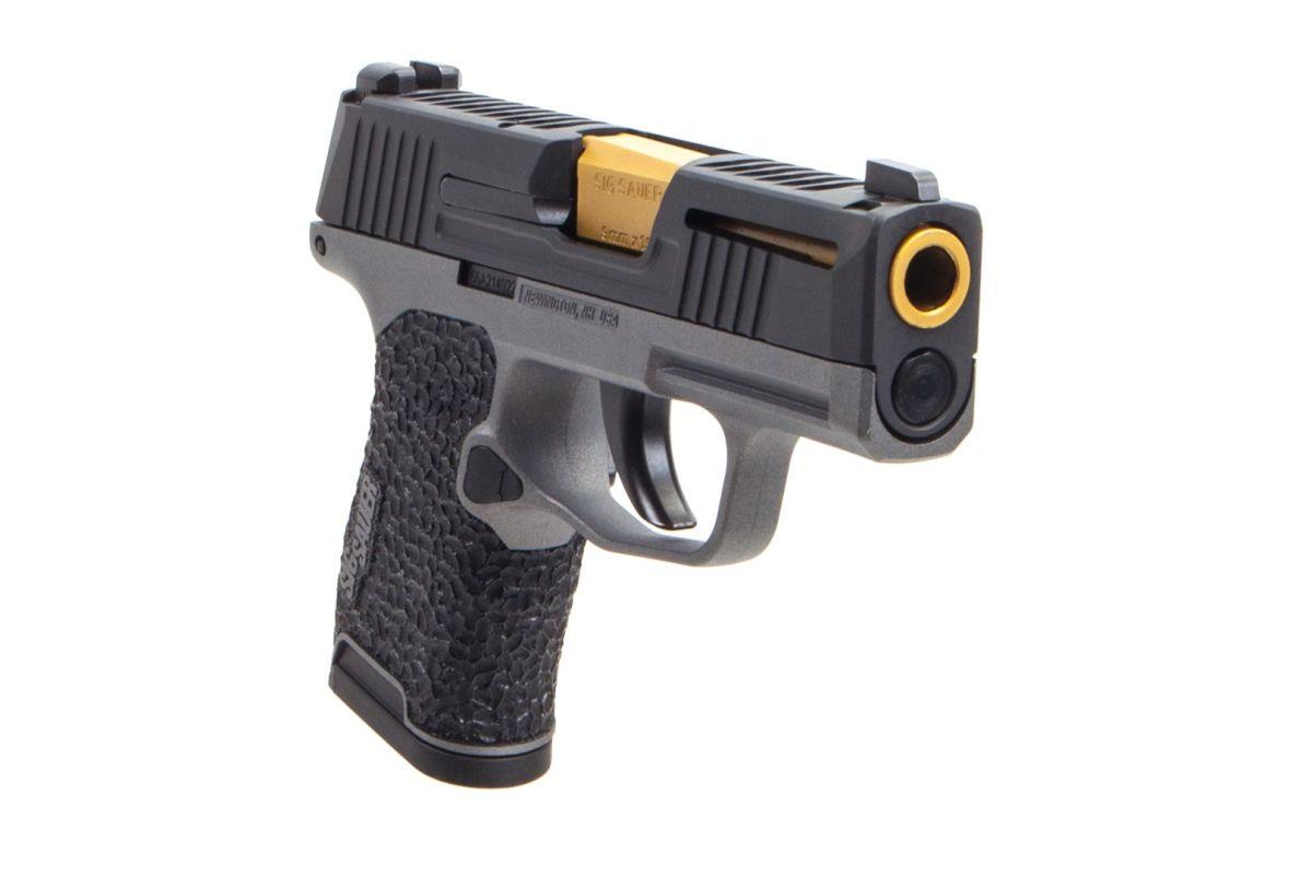 Danger Close Armament: First Custom Sig Sauer P365 – USA Gun