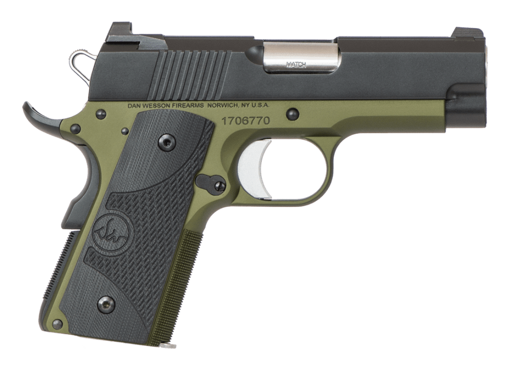 Dan Wesson Eco 45 ACP For Sale - A great CCW