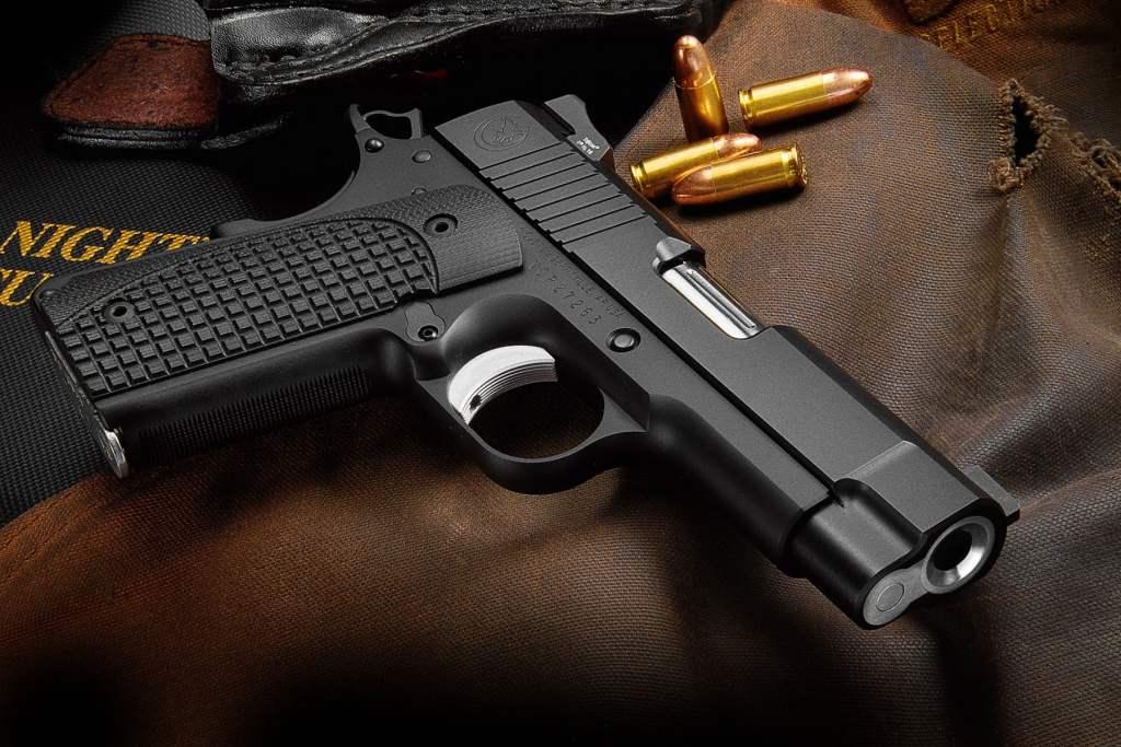 Nighthawk Custom Carry 9mm pistol