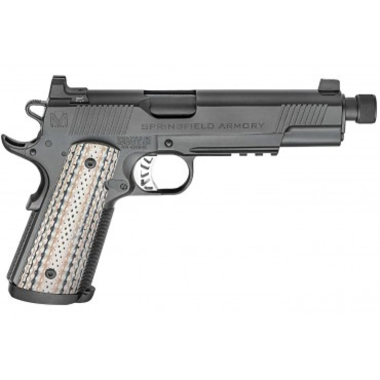 Springfield Armory Master Class Silent Operator 1911 For sale at a discount rate.