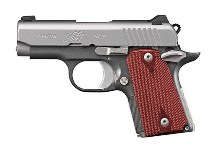 Kimber Micro 9 CDP, the specialist concealed carry 1911 from Kimber.