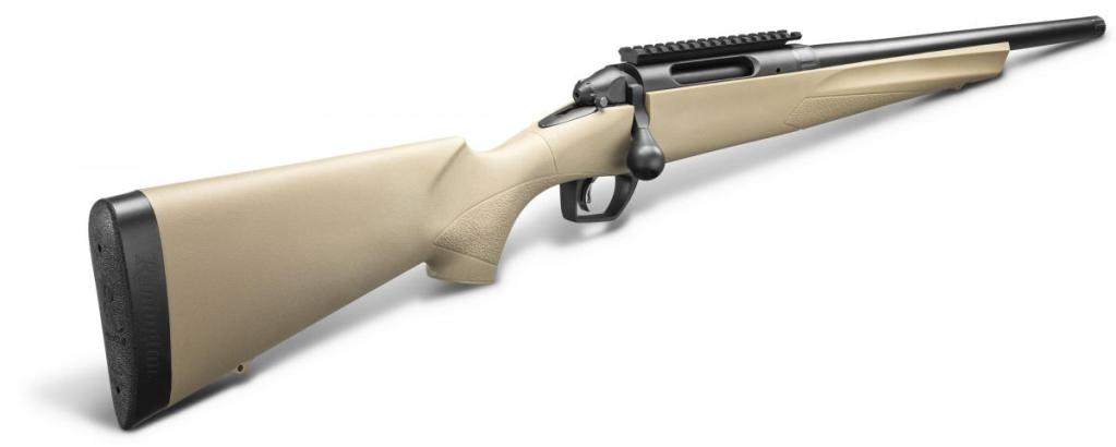 Remington 783 Synthetic Heavy Barrel 6.5 Creedmoor Rifle. A great hunting rifle that is built for the field.