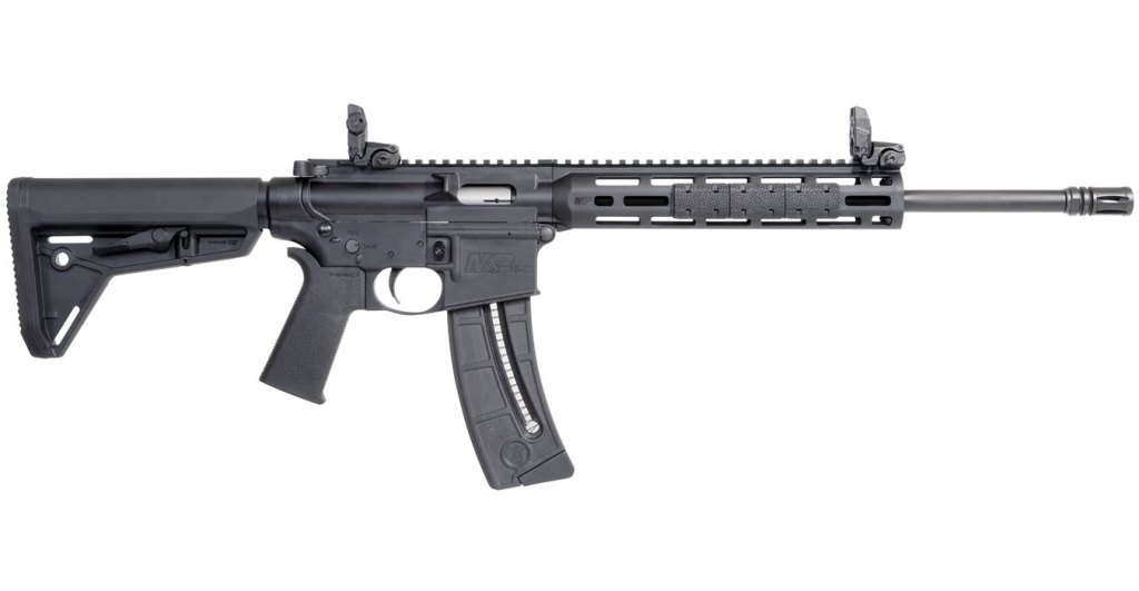 Smith & Wesson M&P15-22 Sport - The best AR-style 22 rifle on sale in 2019.