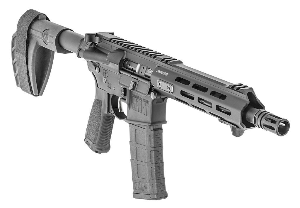Springfield Armory Saint Pistol 300 BLK. Discount firearms at the USA Gun Shop. Is this the best 300 Blackout pistol under $1000?