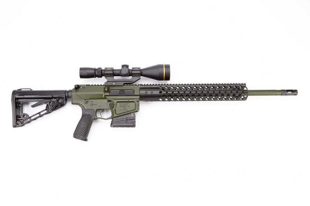 Is the Wilson Combat AR-10 Tactical 6.5 Creedmoor the ultimate sniper rifle, patrol rifle and more? It just might be.