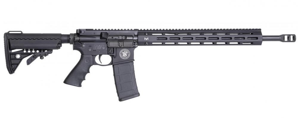 Smith & Wesson Performance Center Competition AR-15 on sale. One of the best AR-15 rifles on the market, and a bargain.