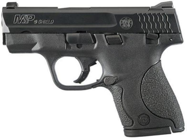 Smith & Wesson M&P9 Shield 9mm. A bargain CCW handgun and one of the best subcompact 9mm handguns under $300.