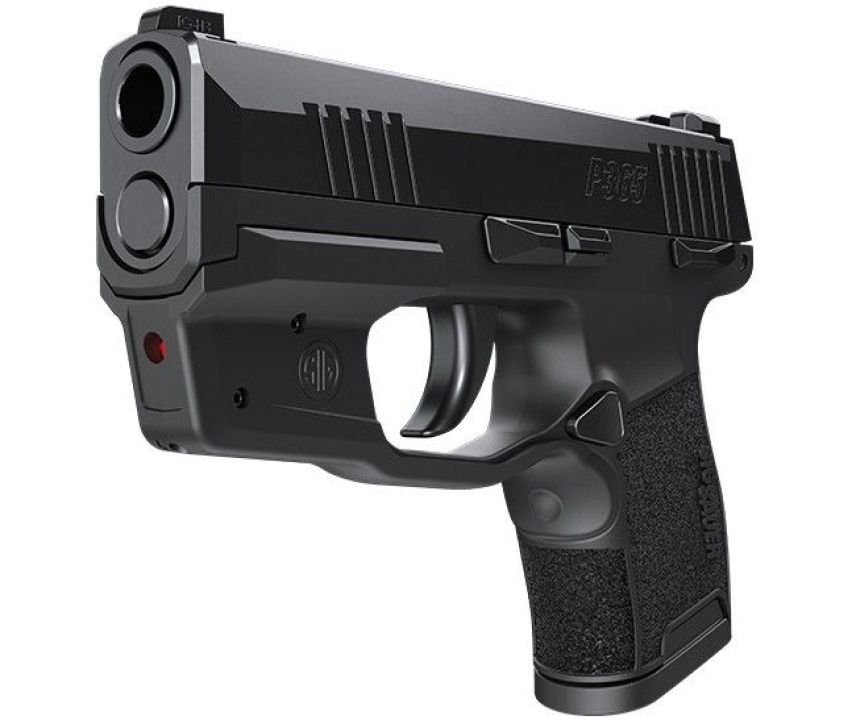 Sig Sauer Lima365 laser sight, aftermarket part that slots right on to the Sig Sauer P365 Nitron for sale.