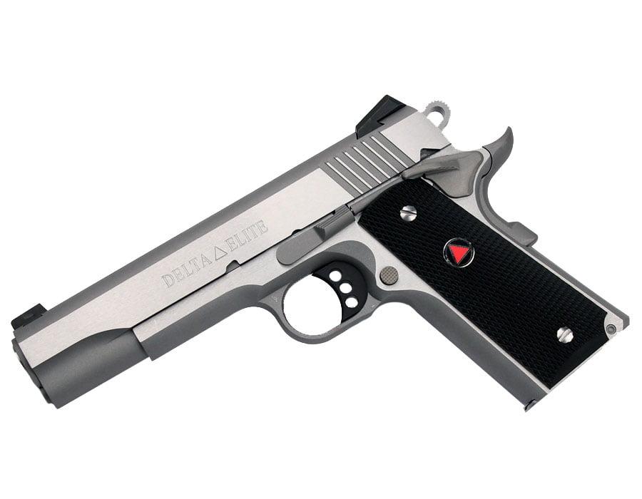 Colt Delta Elite 10mm - A legend in 10mm handgun circles. Buy your gun online today and save money.