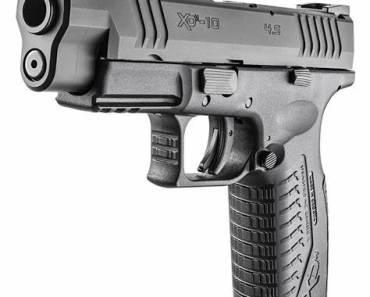Springfield Armory XD-M - A compact 10mm handgun that's giving Glock sleepless nights