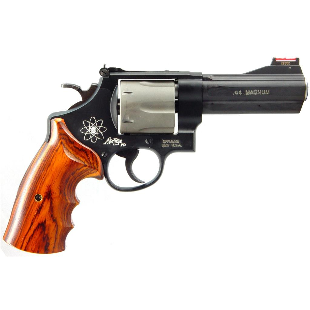 Smith & Wesson 329PD. The best 44 Magnum revolver for sale in 2019. Buy guns online now at the USA Gun Shop.