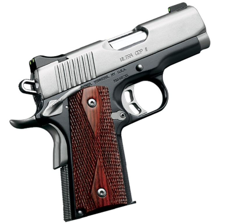 Kimber Ultra CDP II - Kimber Custom Defense Package for sale, a great mini 1911 for CCW