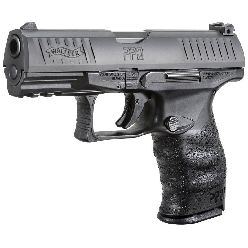 Walther PPQ M2 for sale - a great compact 9mm semi auto pistol. Buy guns online now at the USA Gun Shop.