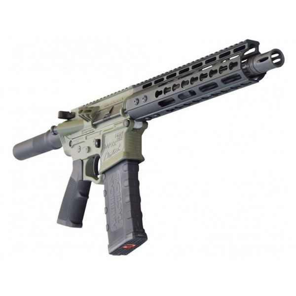 ATI Omni Hybrid Max P4 Pistol for sale. A great budget AR-15, with plastic receivers. Really...