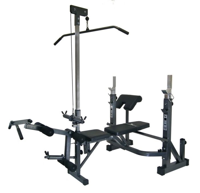 Phoenix 99226 Power Pro Olympic Bench Review