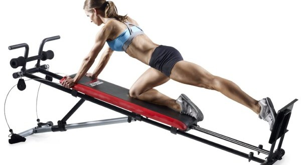 Weider Ultimate Body Works Review Better Than Total Gym