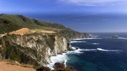 Der Highway 1 an der kalifornischen Küste