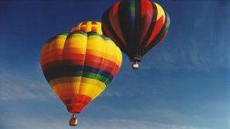 Balloon fiesta in Albuquerque