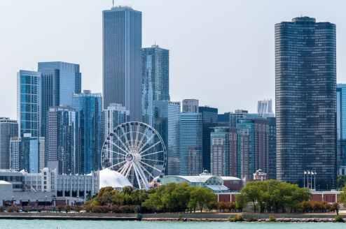 Chicago Ufer