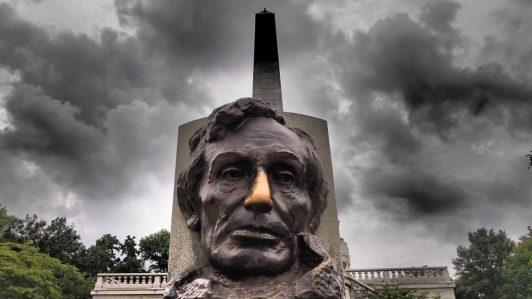 Das Lincoln Tomb & War Memorials