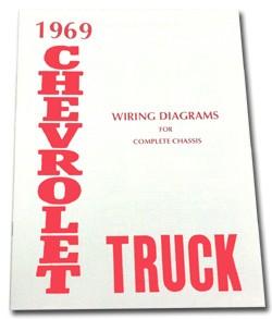 1969 Chevy & GMC Truck Wiring Diagram  Chevy Truck Parts