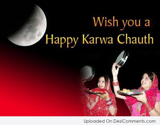 Happy Karva Chauth Photos