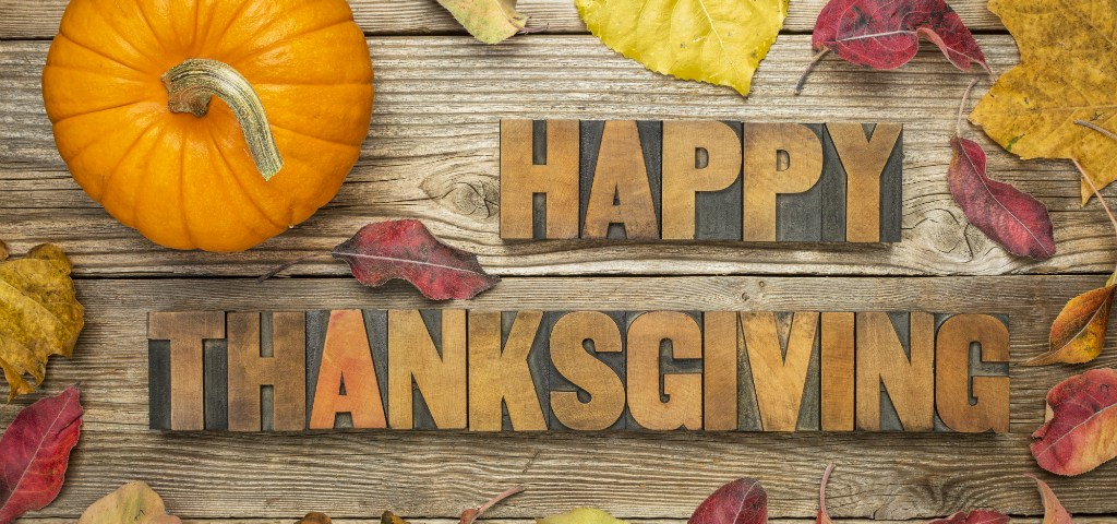 Happy Thanksgiving For All