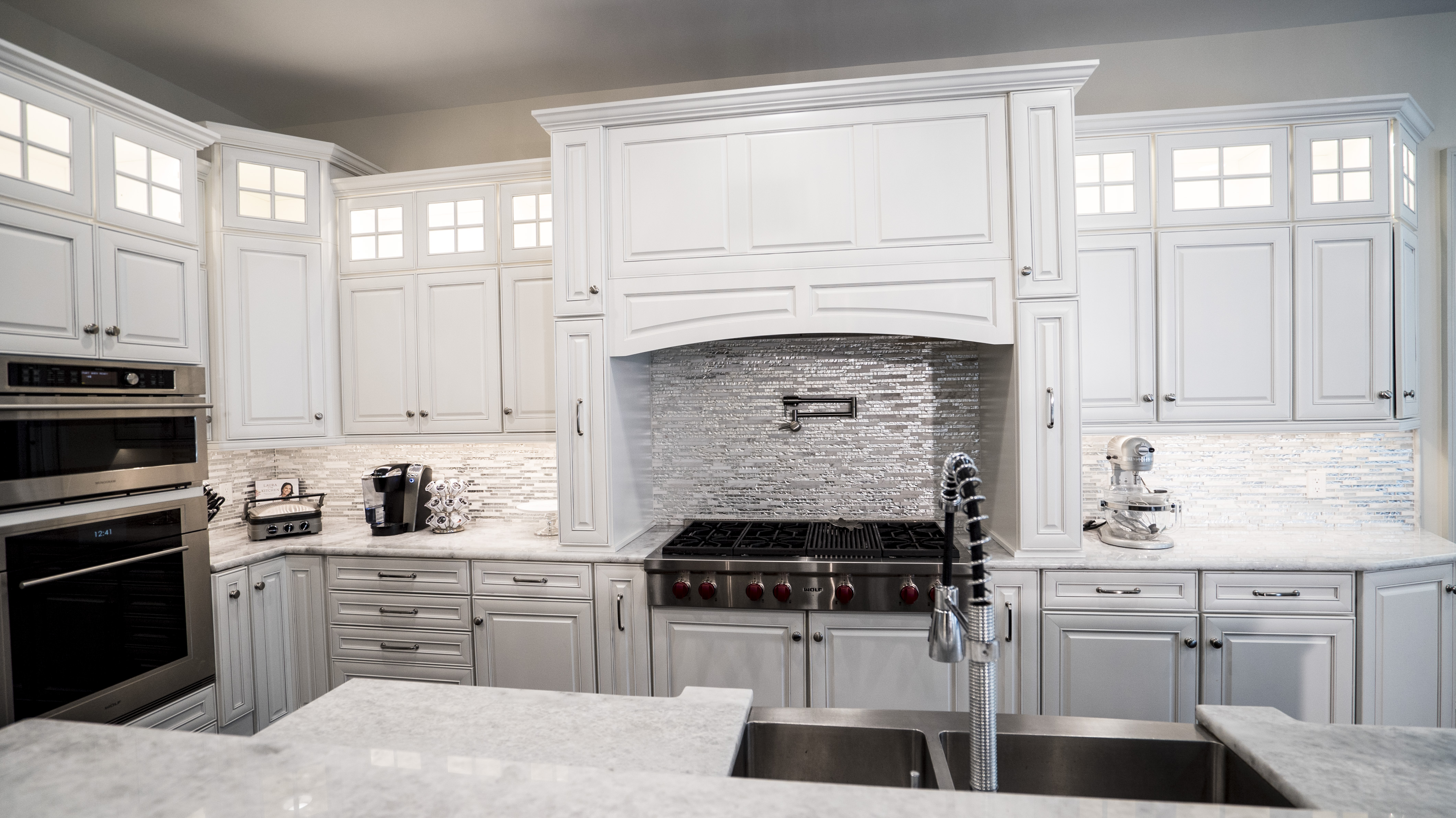 Dorable In The Kitchen With Laura Crest - Kitchen Cabinets   Ideas ...