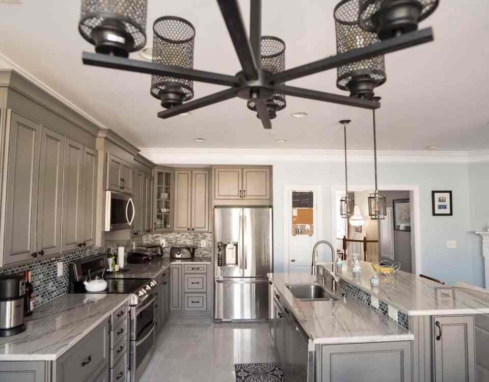 Kitchen Remodeling Rockville & Kitchen Cabinets-USA Cabinet Store