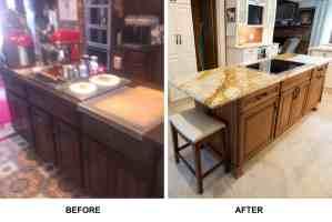 Kitchen Remodel in Falls Church, VA