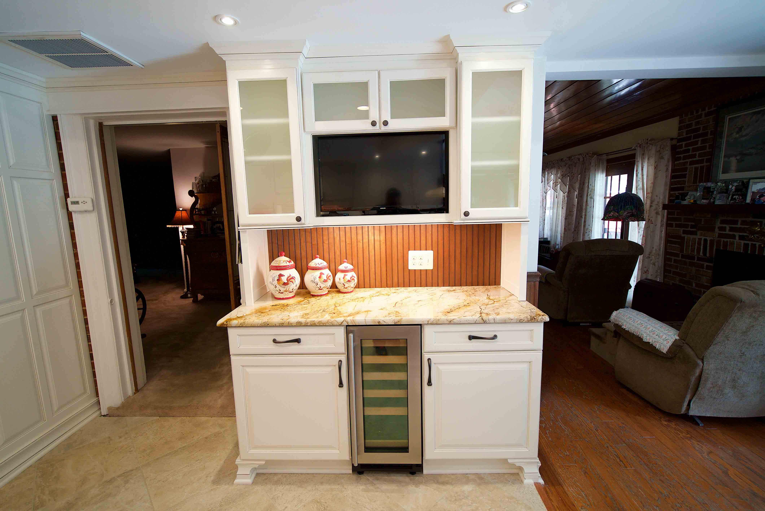 kitchen remodel in falls church, va   usa cabinet store