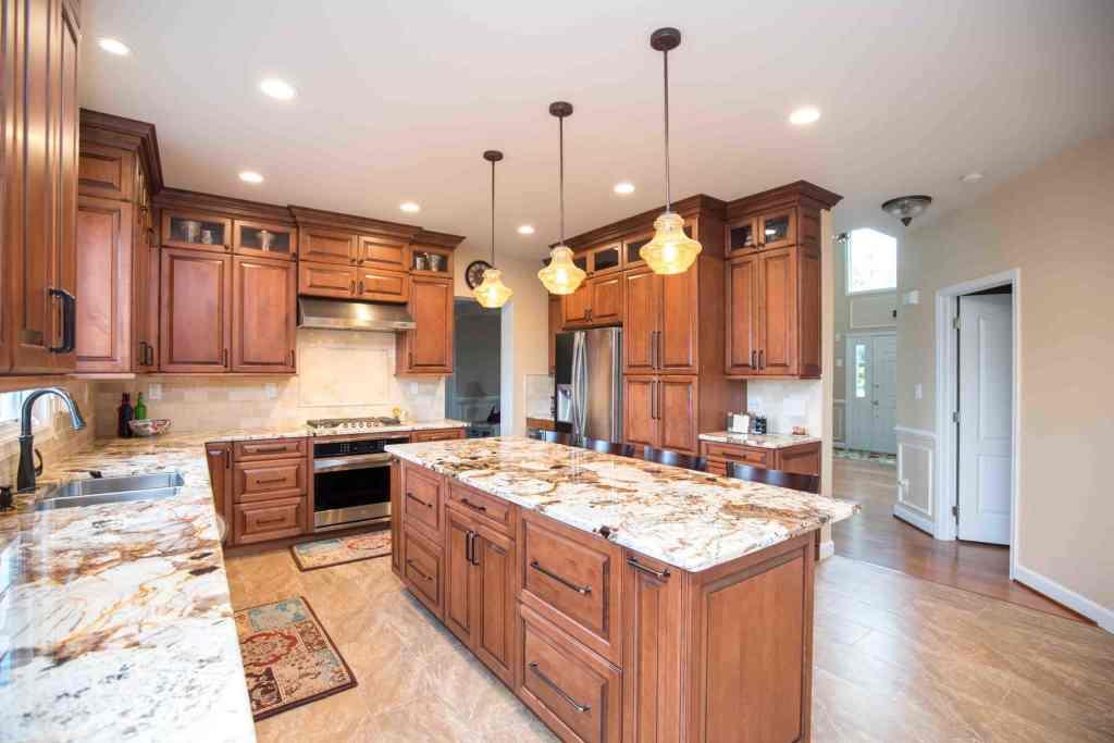 Kitchen Remodeling Fairfax & Kitchen Cabinets - USA Cabinet Store