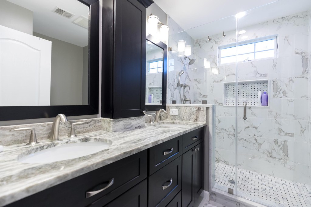 Bathroom Remodeling Fairfax Bathroom Cabinets USA Cabinet Store - Bathroom remodel what to do first