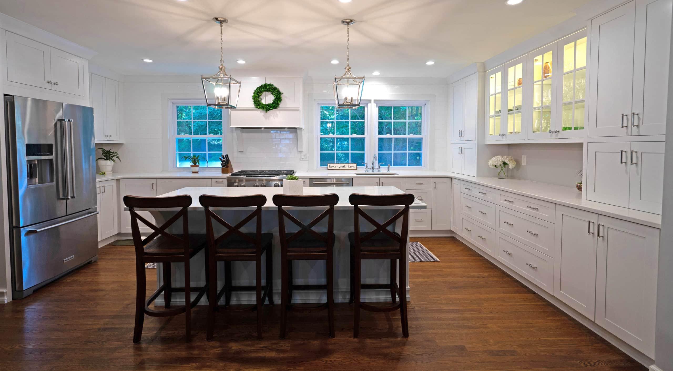 Vienna Kitchen Design In Northern Virginia Kitchen