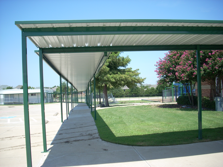 Carport Amp Walkway Covers In Dallas TX USA Canvas Shoppe
