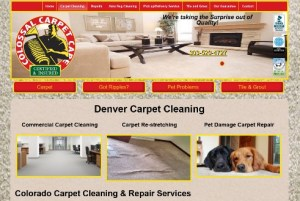 Colossal Carpet Care Evergreen CO
