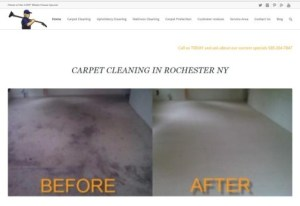 Whole House Carpet Cleaning Rochester NY