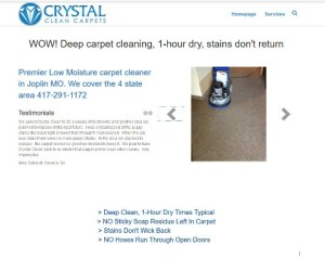Carpet Cleaning Joplin MO