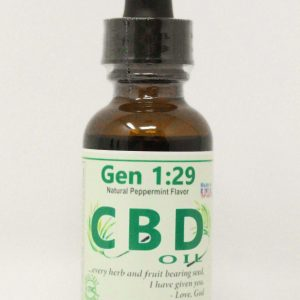 Full Spectrum CBD oil