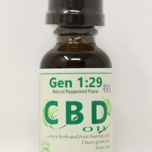 CBD oil full spectrum 500mg