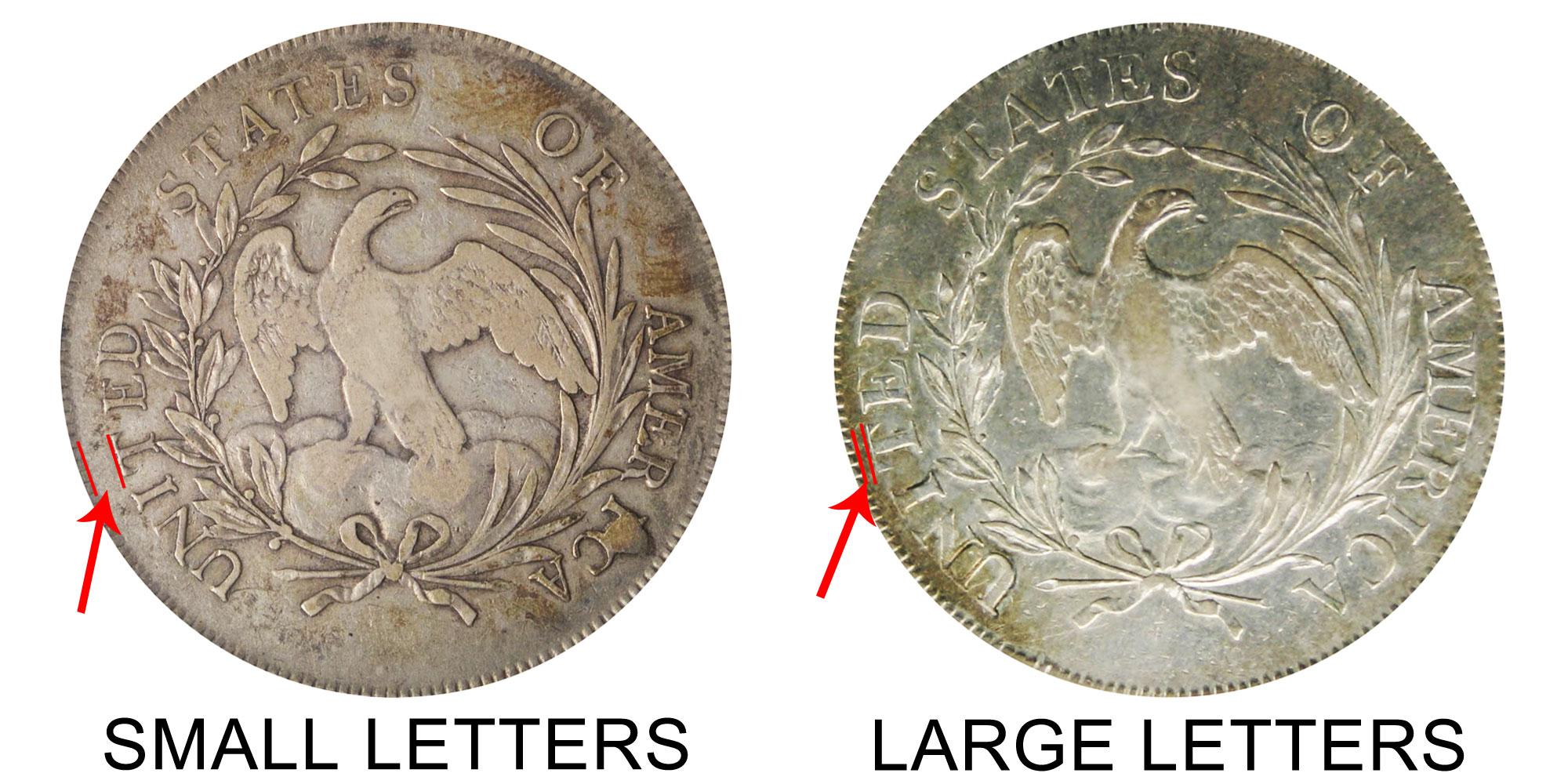 12 Dollar 1796 Silver Fine