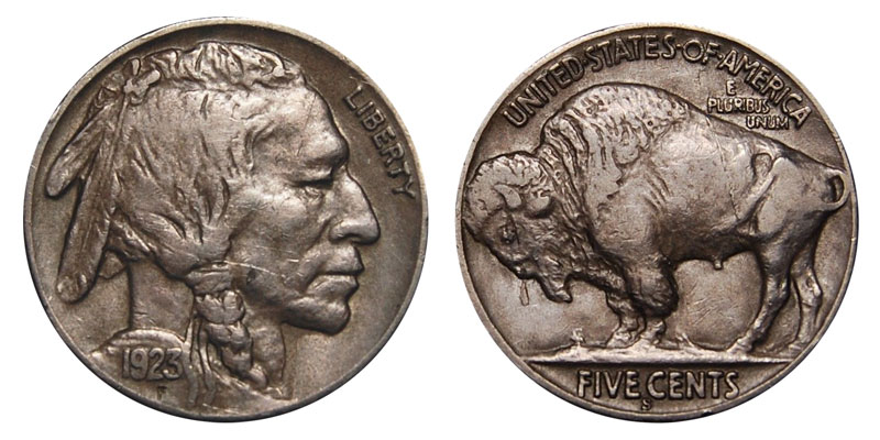 Indian Head Nickel Coin Values