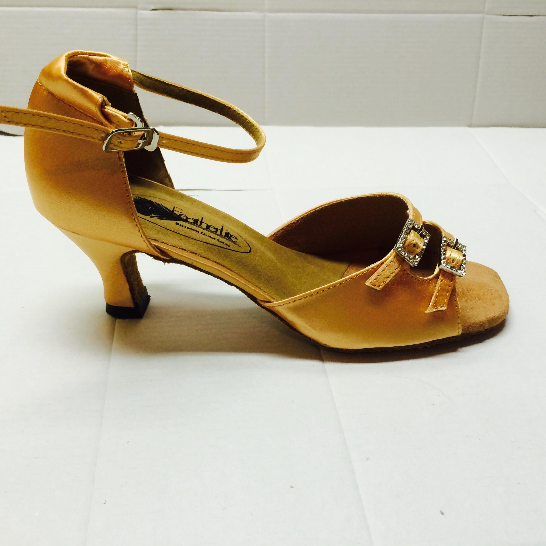 Tan Dance Shoes